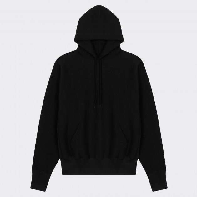 Sweatshirt Capuche : Noir