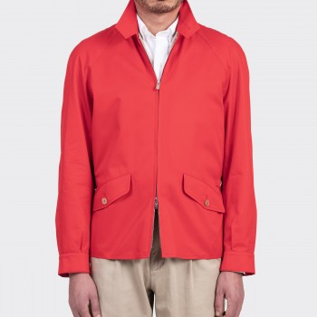 Veste Golf : Rouge