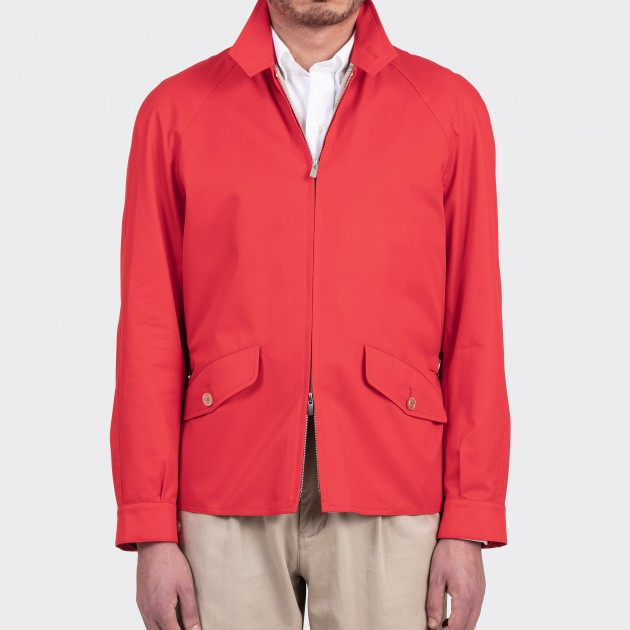 Golfer Jacket : Red