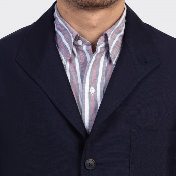 Teba Jacket « Hardy Minnis » Fresco : Marine Foncé