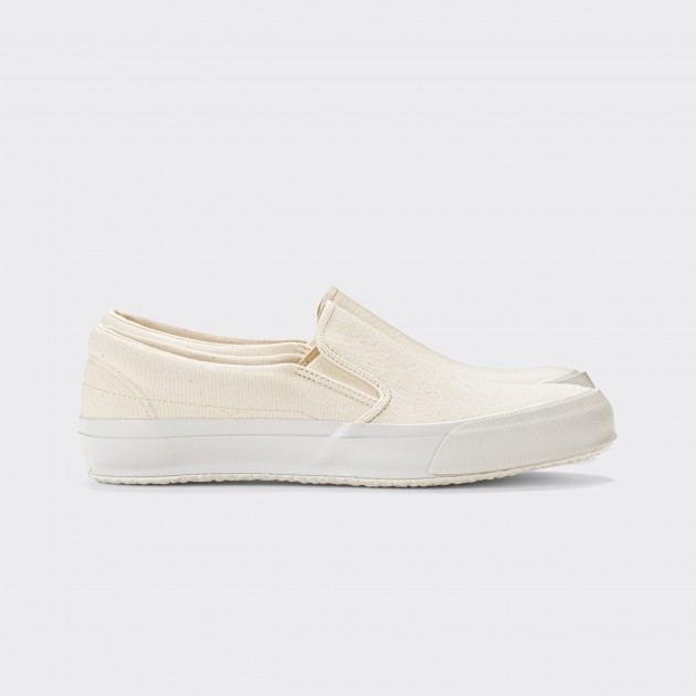 Slip-on Shoe : Écru
