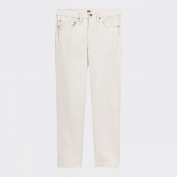Jeans 710 : White Denim