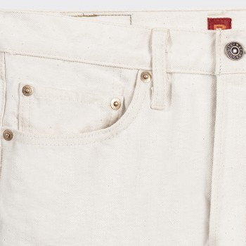 Jeans 710 : White