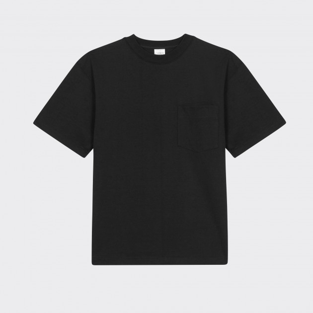 Pocket T-shirt : Black