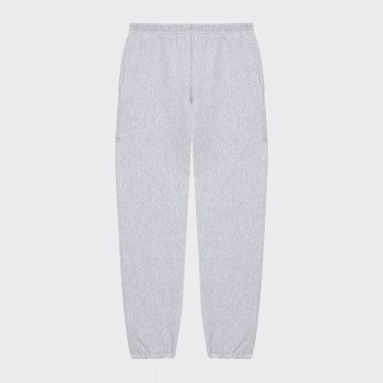 Pantalon de Jogging : Gris Chiné