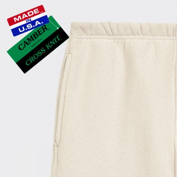 Pantalon de Jogging : Ecru