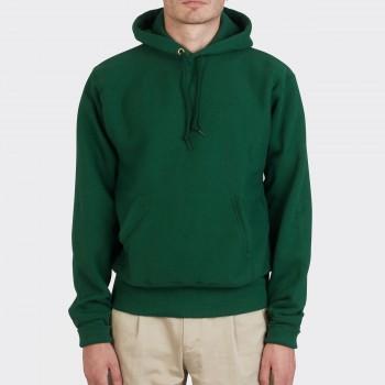 Hooded Sweatshirt : Green