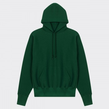 Hooded Sweatshirt : Dartmouth Green