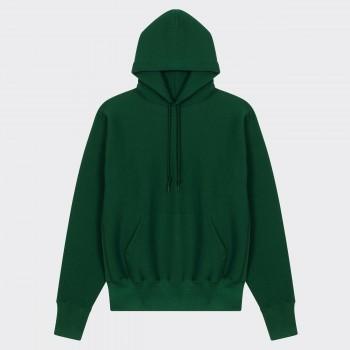 Sweatshirt Capuche : Vert
