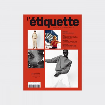 L'Étiquette : Issue 4