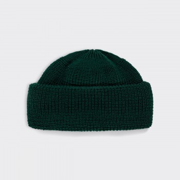 The Mechanics Hat : Forest Green