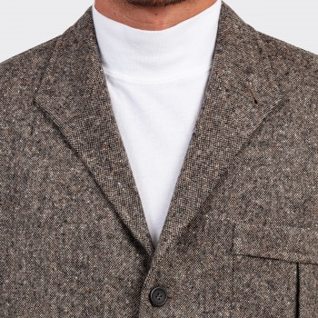 Teba Jacket « Magee » Donegal : Beige