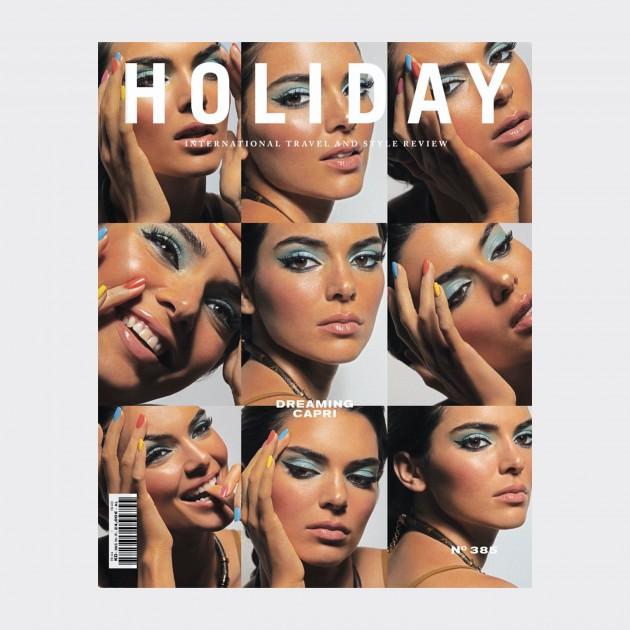 Holiday : No. 385 - Dreaming Capri