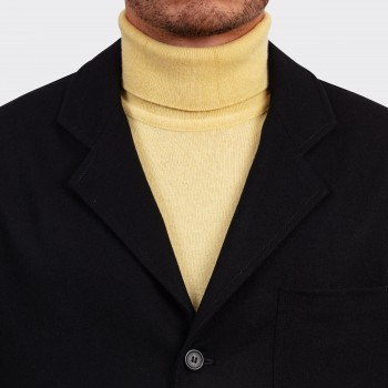 Sofà Jacket en Flanelle : Noir