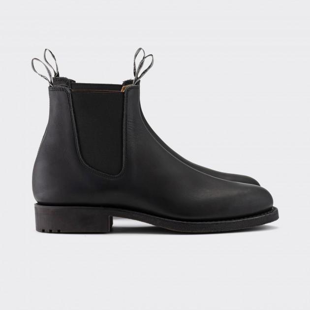 Chelsea Boots Gardener : Noir