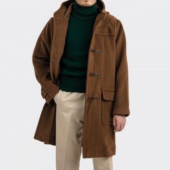 Duffle Coat: Vigogne