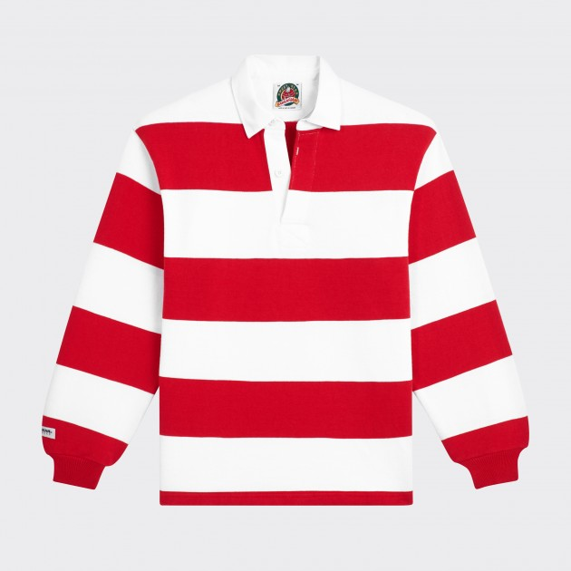 Polo Rugby : Red/White