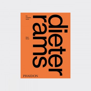Phaidon : Dieter Rams - The Complete Works