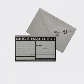 Gift Card : Grey