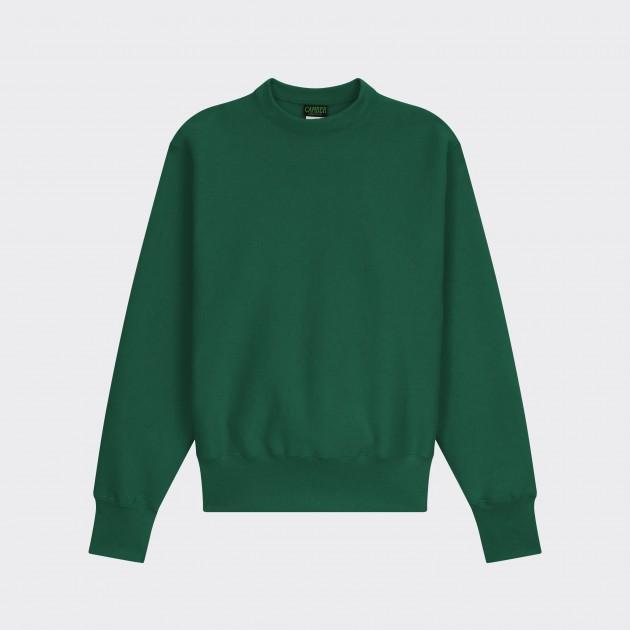Sweatshirt Col Rond : Vert Dartmouth