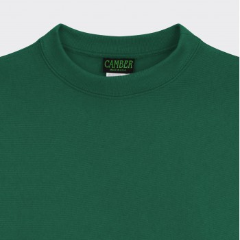 Crewneck Sweatshirt : Dartmouth Green