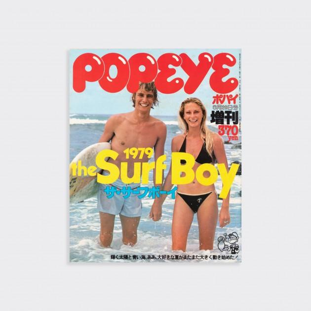 """Popeye : """"The Surf Boy"""" - 1979"""