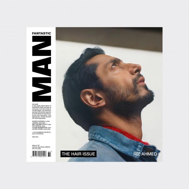 Fantastic Man :Issue N°32