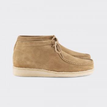"Original ""Wallabees"" Boots : Beige"