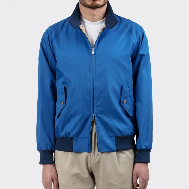 Harrington Jacket : Blue