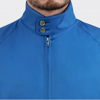 Veste Harrington : Bleu
