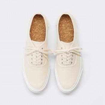 """Chaussures de Sport """"Oxford"""" : Ecru"""