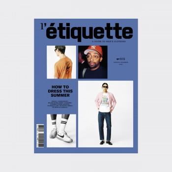 L'Étiquette : Issue 6