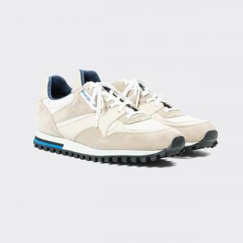 Marathon : Beige/Blanc