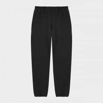 Sweatpants : Black
