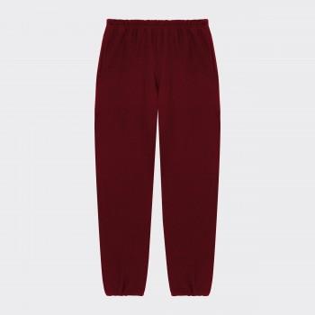 Sweatpants : Crimson Red