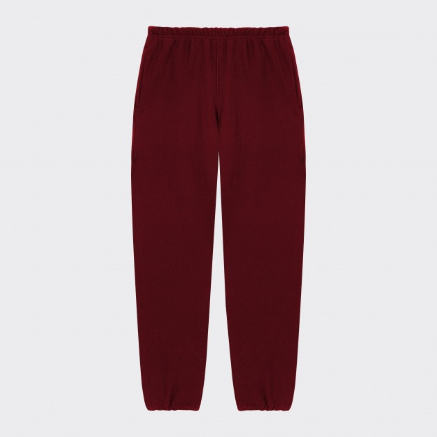 Pantalon de Jogging : Rouge Harvard