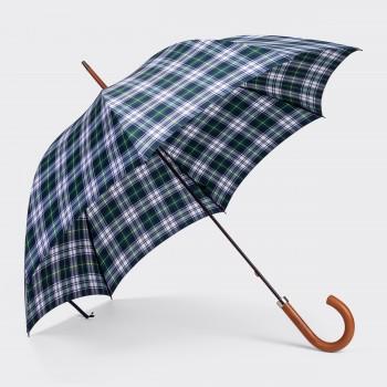 Malacca Umbrella : Dress Gordon Tartan