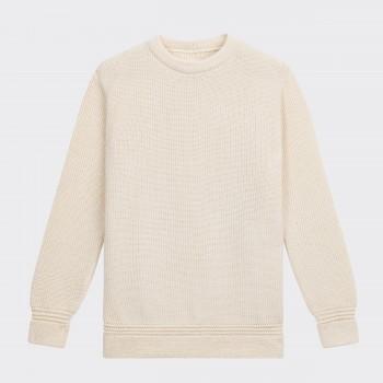Crewneck Sweater : Écru